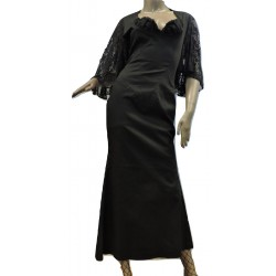 LDRBG01 PHAZE LONG CANVAS DRESS