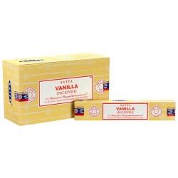 SATYA SAIBABA-VANILLA  sticks 15gr