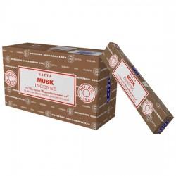 SATYA SAIBABA-MUSK  sticks 15gr