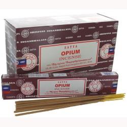 SATYA SAIBABA-OPIUM sticks 15gr