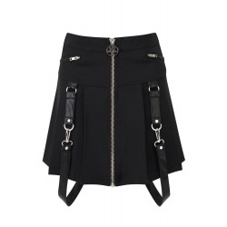 KILLSTAR BLAIR BITCH MINI SKIRT