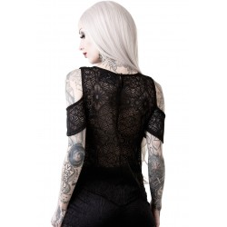 ASTRAL LACE TOP