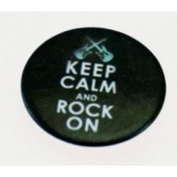 BDG49 ΚΟΝΚΑΔΕΣ - KEEP CALM AND ROCK ON