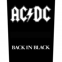 ACDC 'BACK IN BLACK'