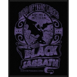 BLACK SABBATH LORD OF THIS...