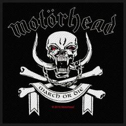 MOTORHEAD MARCH OR DIE