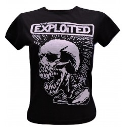 THE EXPLOITED GIRLIE T