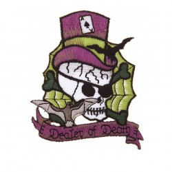 PCH083 PATCH Dealer of Death