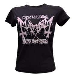 MAYHEM GIRLIE T