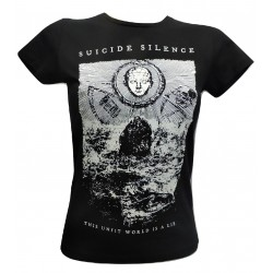 SUICIDE SILENCE GIRLIE T