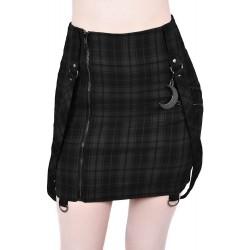 Adele Mini Skirt TARTAN