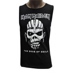 IRON MAIDEN ROUND-NECK