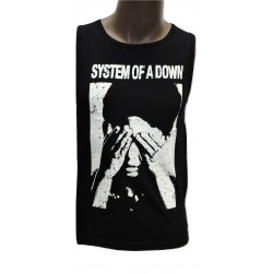 SYSTEM OF A DOWN ROUND-NECK