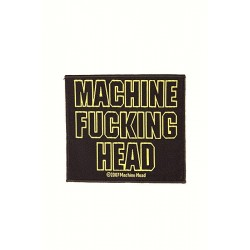 MACHINE FUCKING HEAD