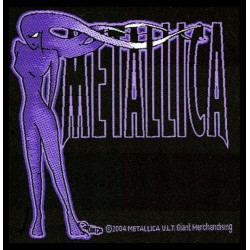 METALLICA purple mistress