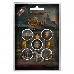 Opeth 'In Caude Venenum