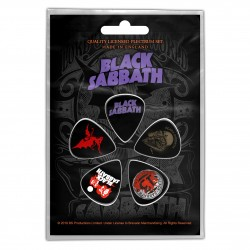 Black Sabbath 'Purple Logo'
