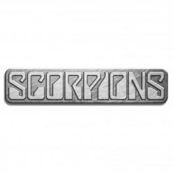 Scorpions 'Logo' Metal Pin...