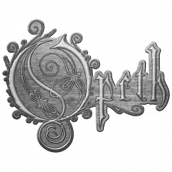 Opeth 'Logo' Metal Pin Badge