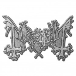 Mayhem 'Logo' Metal Pin Badge
