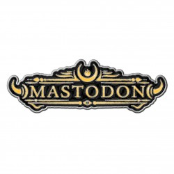 Mastodon 'Logo' Metal Pin...