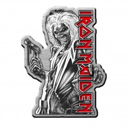Iron Maiden 'Killers' Metal...