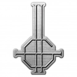 Ghost 'Grucifix' Metal Pin...
