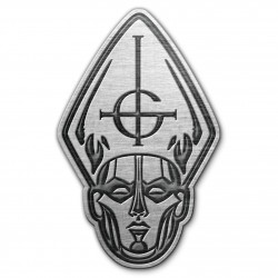 Ghost 'Papa Head' Metal Pin...