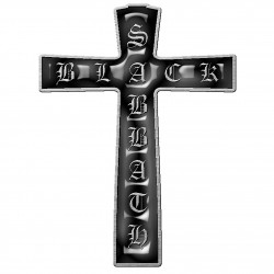Black Sabbath 'Cross' Metal...