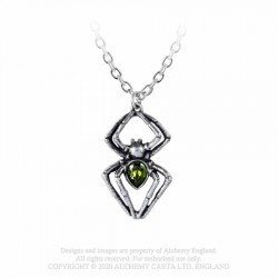 P904  Emerald Spiderling