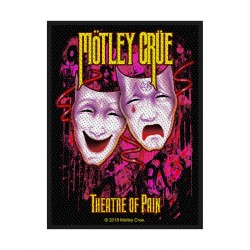Motley Crue 'Theatre Of Pain'