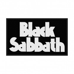 Black Sabbath 'Logo'