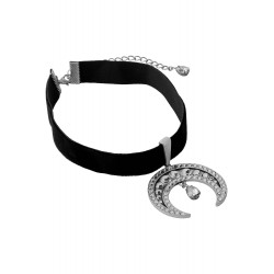 Incantation Crescent Choker
