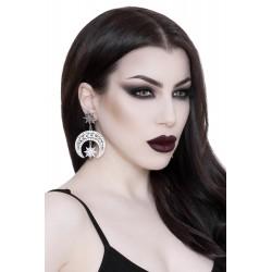 Zephirah Crescent Earrings
