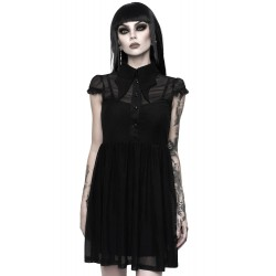 Eve Hallows Mesh Dress