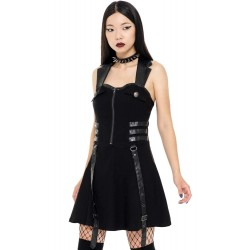Psy-Ops Halter Dress [B]