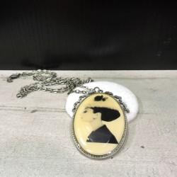 FNK0034 VINTAGE necklace...