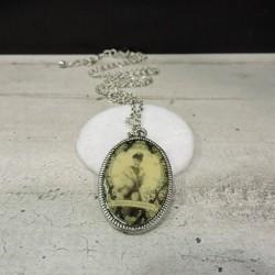 FNK0036 VINTAGE necklace...