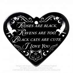ROSES ARE BLACK - POETIC...