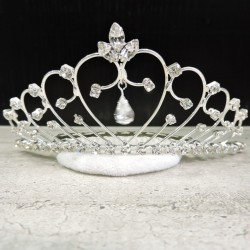 CROWN9 CROWN WITH CLEAR CZ mL
