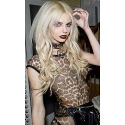 Wildchild Fishnet Top LEO