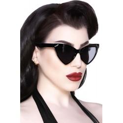 Bat An Eye Sunglasses Black