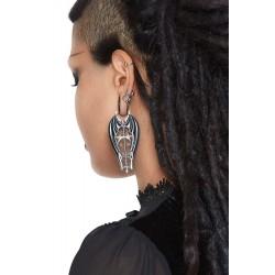 Vampire Wing Earrings