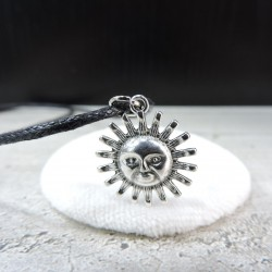 FPD71 CORDED NECKLACE SUN