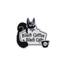 PCH237  Coffee & Cats Patch