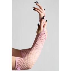 Possess Me Fishnet Gloves...