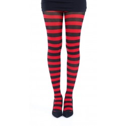 Twickers Tights-Flo Red