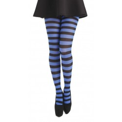 Twickers Tights-Flo Blue
