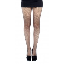 Fishnet Tights-Black