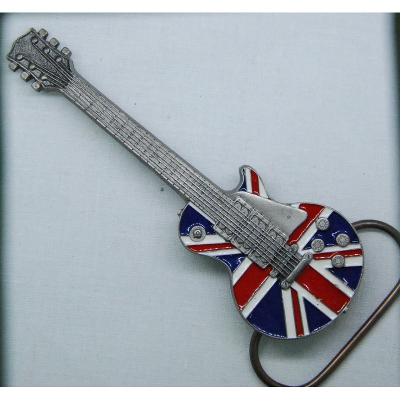 BB073 Union Jack Guitar